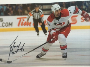 Jay Harrison signed this using only the power of his glare