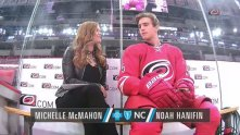 Michelle immediately became part of the Caniac Nation